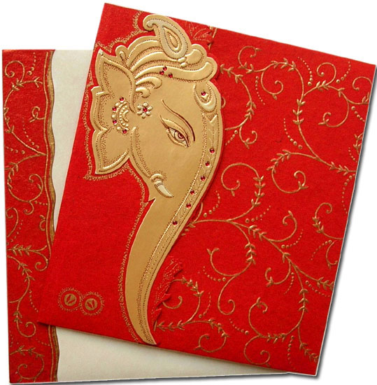 Marriage Invitation Card Price