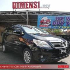 Dimensi All New Kijang Innova 2016 Toyota V Luxury Find And Buy Almost Anything In Malaysia Mudah My