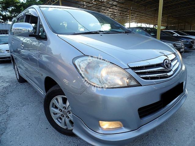 all new kijang innova 2.0 g lampu depan grand veloz toyota 2 0 a facelift model bodykit trd cars for sale in kajang selangor