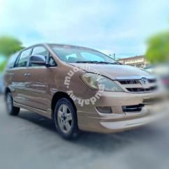 All New Kijang Innova 2.0 G Cover Grill Grand Avanza 2006 Toyota 2 0 A Bodykit Cars For Sale In Johor Bahru Shop Safely Tip