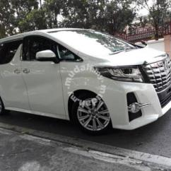 All New Alphard 2019 Perbedaan Kijang Innova Type G V Dan Q Off Toyota S Sa 2 5 X 7 8 Seater Cars For Sale Shop Safely Tip