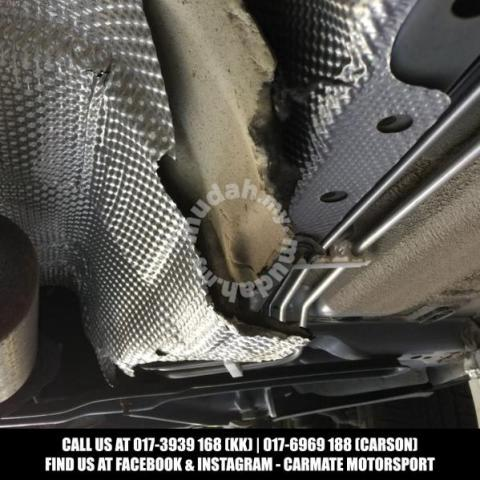aluminium heat shield plate exhaust heat insulator car accessories parts for sale in batu caves selangor mudah my