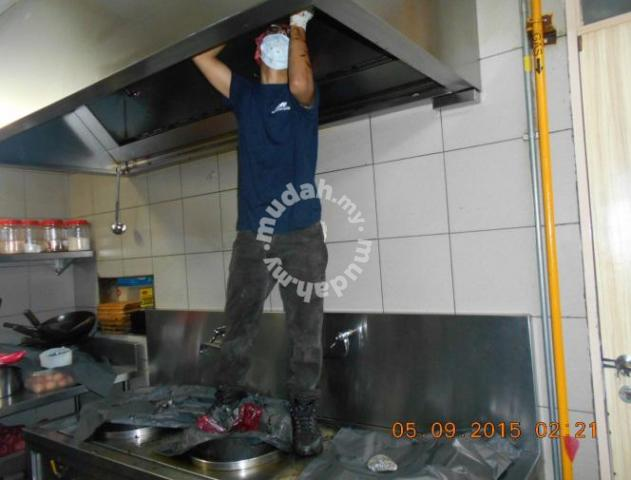 duct cleaning service kitchen exhaust