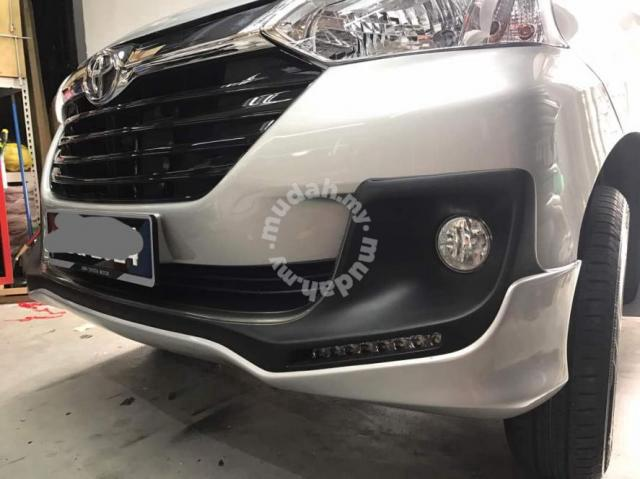 aksesoris grand new avanza 2017 test drive veloz toyota oem bodykit w paint body kit car accessories 346803017259072 jpg