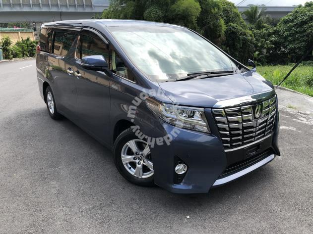 all new alphard 2.5 x interior grand veloz 2017 clearance 8 seater 2 pwr door toyota 5 shop safely tip