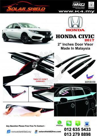 2017 Honda Civic Si Accessories : honda, civic, accessories, Honda, Civic:, Civic, Accessories