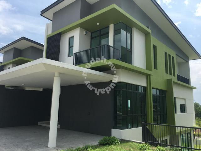 0 D P Rawang New Bungalow The Rise Kota Emerald West Freehold Houses For Sale In Rawang Selangor