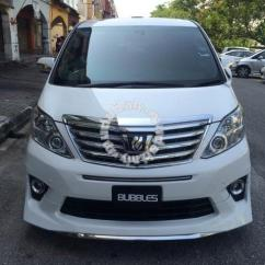 All New Alphard Facelift Grand Veloz Vs Brv Toyota S Conversion Front Set Car Accessories Parts For Sale In Setapak Kuala Lumpur