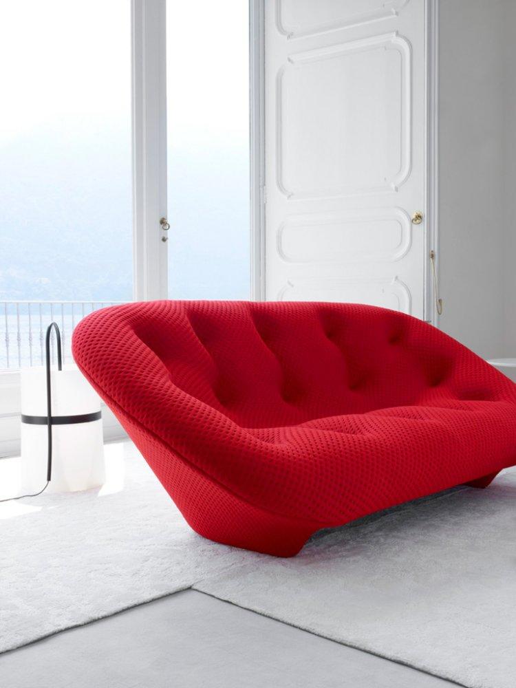 foam sofa design dump ploum 3-seater - and decorate your room in 3d