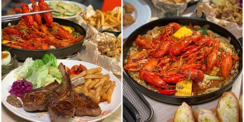 台南-DotchBistro兜齊餐酒館 麻辣小龍蝦有夠銷魂 台南餐酒館 