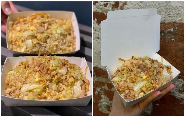 台南美食-滿足風味屋 台南神秘炒飯!平價炒飯 僅提供外帶 |台南美食| |台南午餐| |台南晚餐|