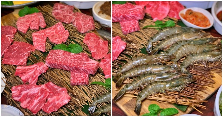 台南美食-【貴一郎 S.R.T 燒肉】台南超用心燒肉店,只使用日本和牛、澳洲和牛,沒有美國牛豬!  !|台南美食| |台南北區美食|台南燒肉 |