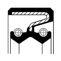 Sello del Eje, Transmisión Manual Para AUDI FÍAT Peugeot