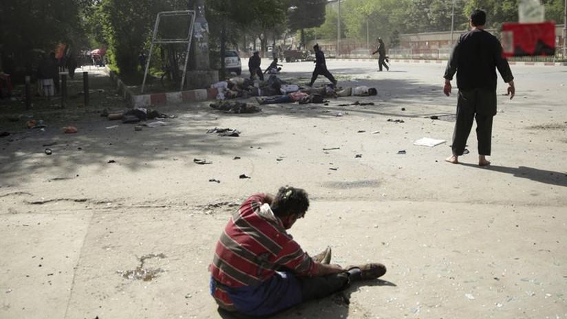 """Teniente general de EE.UU. al Congreso: """"La guerra en Afganistán está en un punto muerto"""""""