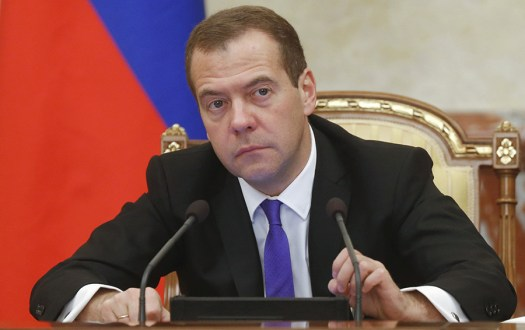 'Weak and short-sighted' - Russian PM slams White House ...