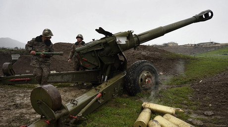 Azerbaijan tells Armenia to 'free occupied territories,' sends letters to UN, NATO, EU