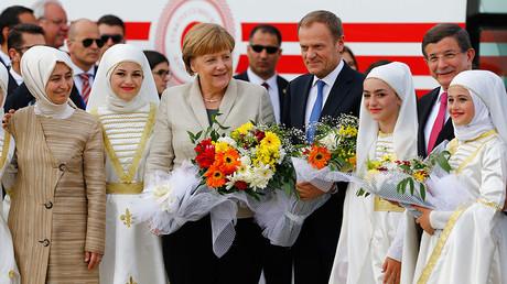 'No one can lecture Turkey': EU leaders praise Erdogan's refugee effort, shrug off rights concerns