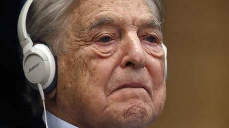 Soros's bad bet against Trump cost his clients $1bn