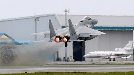 Japan scrambled record 1,168 jets in last year over increased China activity