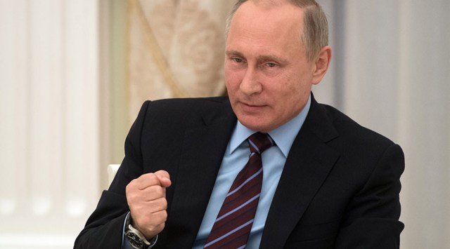 Anti-Russia spin caused by those who lost US election & can't face reality – Putin to Le Figaro