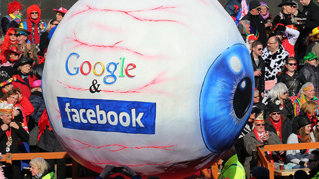 Google & Facebook control one-fifth of global ad revenue
