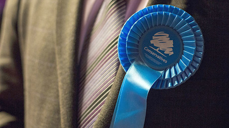 Revealed! Big money bankrolling Tory campaign linked to claims of fraud, tax dodging