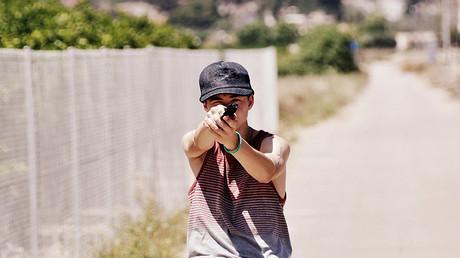 Guns kill nearly 1,300 children in US every year – study