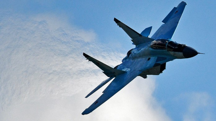 Russia looks to sell MiG-35 fighters in more than 30 countries