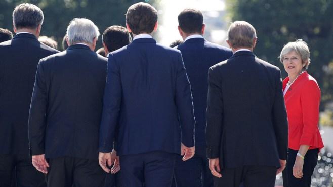Salzburg Brexit summit – no more Mr Nice Guy