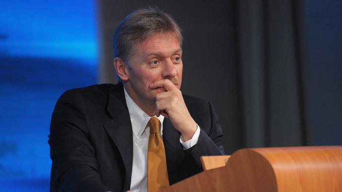Russian President's Press Secretary Dmitry Peskov (RIA Novosti / Aleksey Nikolsky)