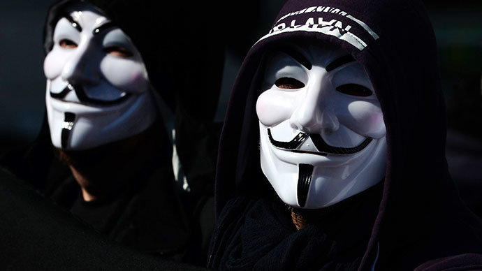 Two alleged Anonymous hackers arrested by Australian