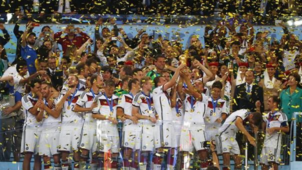 """Vaizdo rezultatas pagal užklausą """"rio maracana 2014 world cup final"""""""