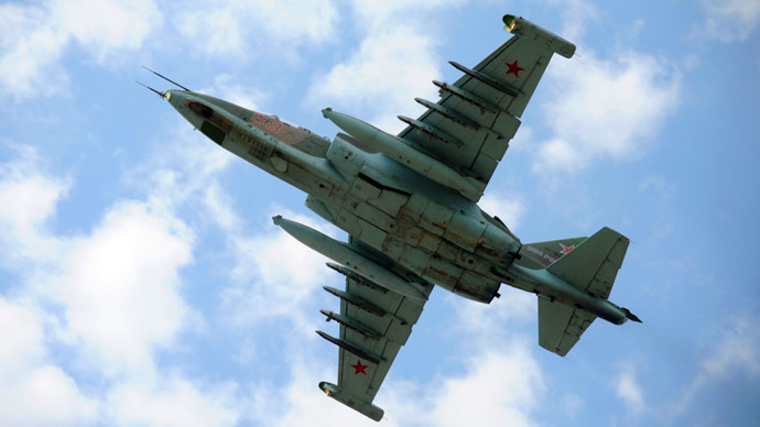 Target ISIS First batch of Russian fighter jets arrives