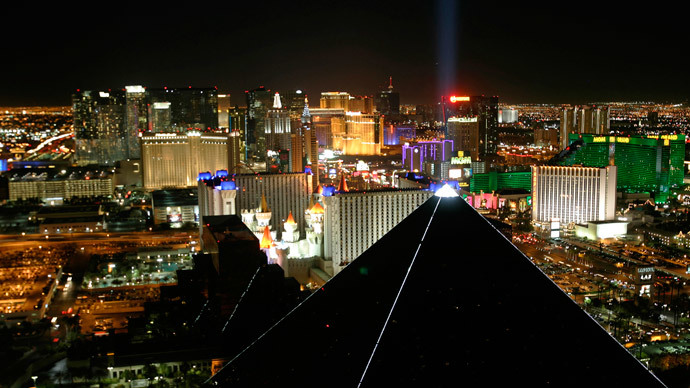 What happens in Vegas may be getting wiretapped  RT