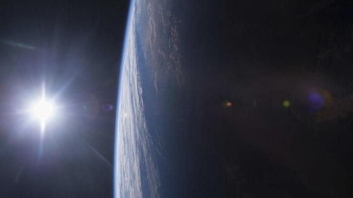 Reuters/Terry Virts/NASA