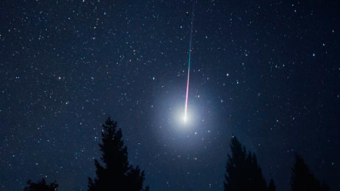 Fall Stars Wallpaper Wishing On A Falling Satellite Rt News