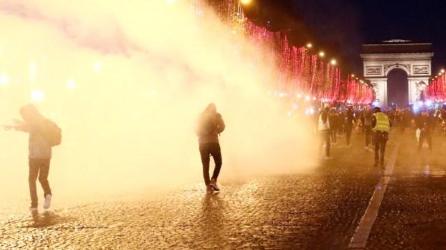 Acte 6 des Gilets jaunes : des manifestants moins nombreux mais toujours déterminés (EN CONTINU)