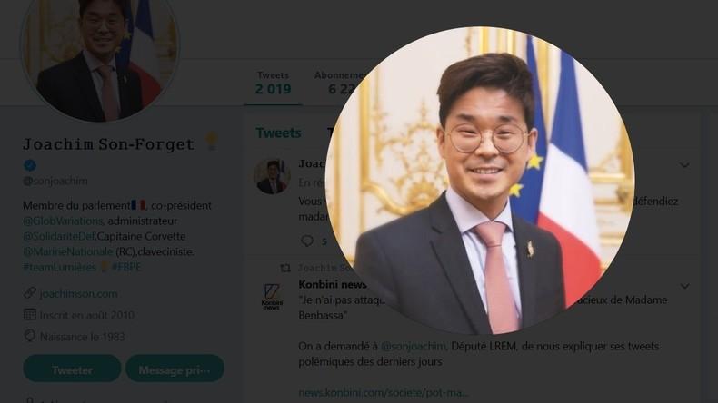 «Je tremble» : Son-Forget répond au tollé soulevé par son tweet sur le «maquillage» de Benbassa