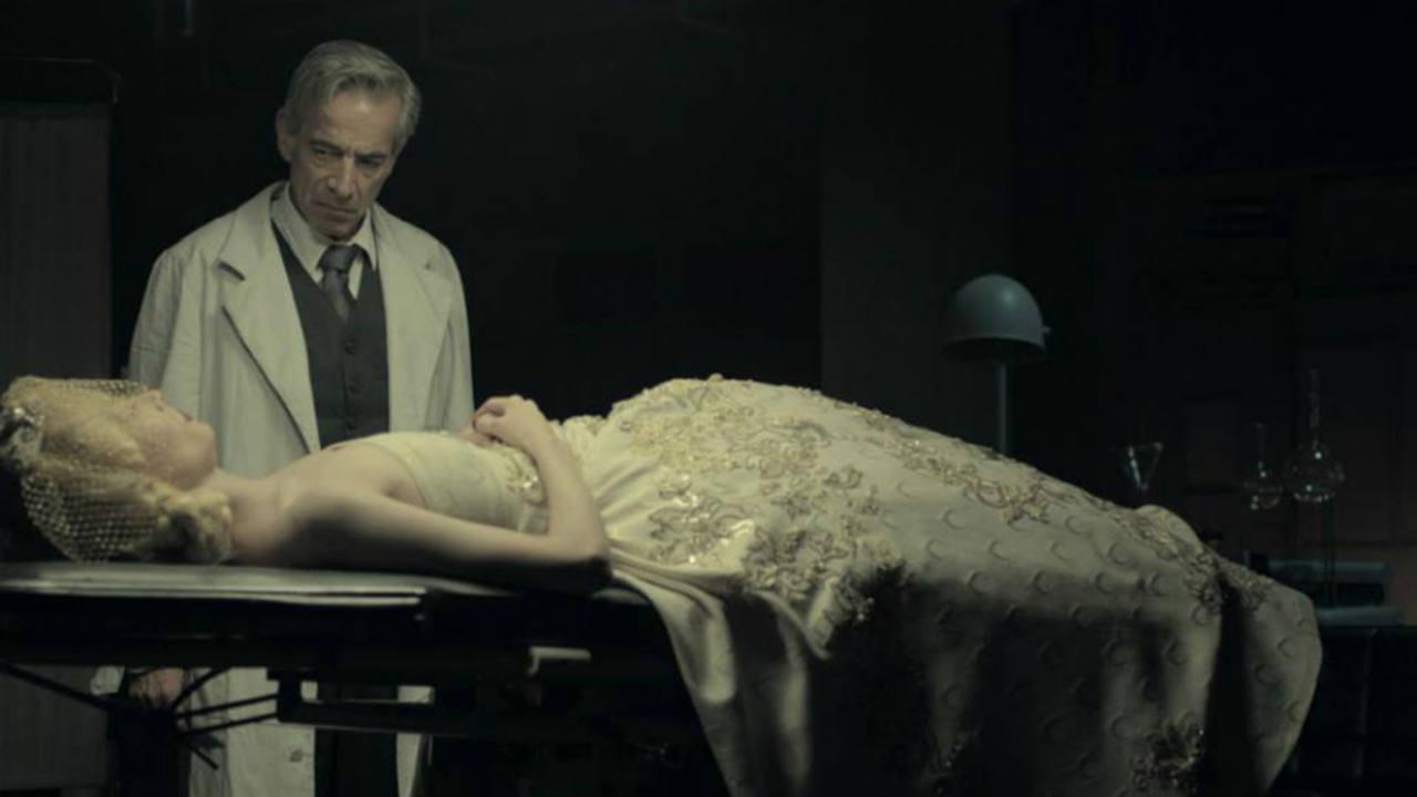 Eva no duerme  Festival de Cine de San Sebatin