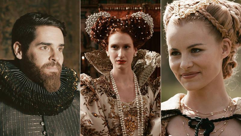 Reinas  Los lujosos estilismos de Reinas el poder de