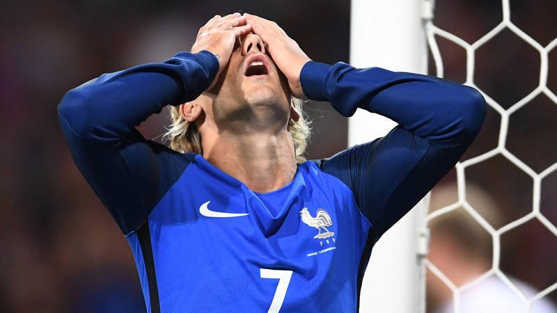 Clasificacin Mundial 2018  Francia no puede con