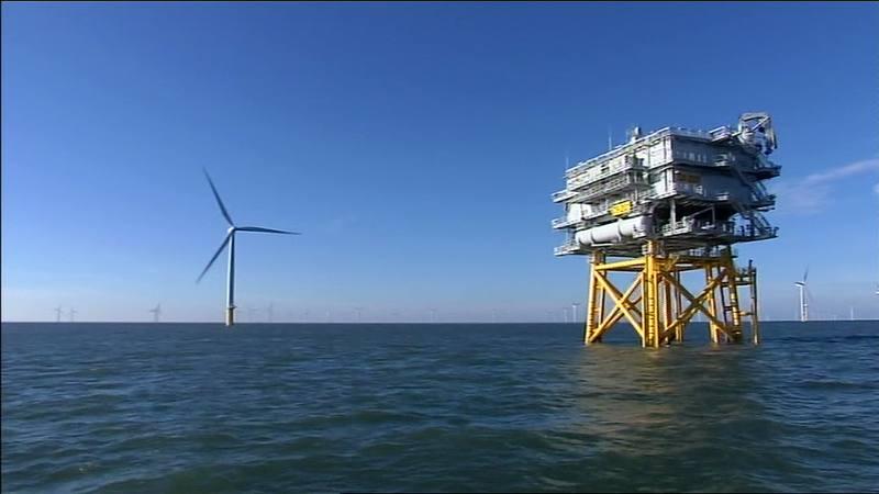 El futuro de la energía eólica también en el mar