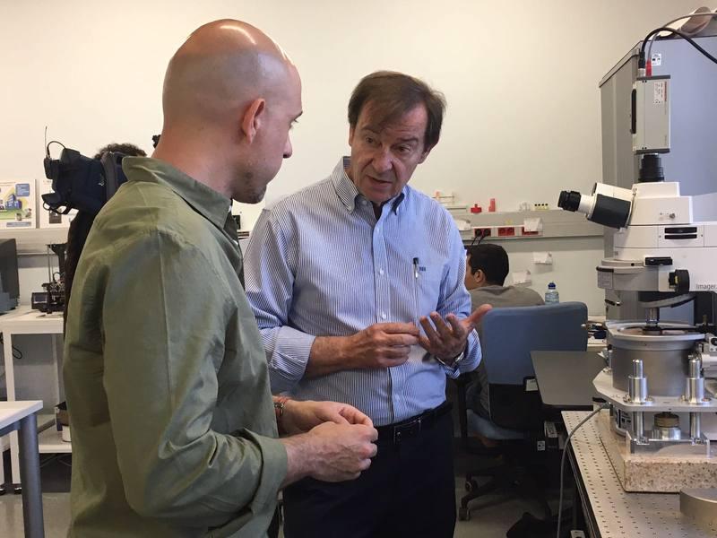 El futuro de la Nanociencia en el IMDEA