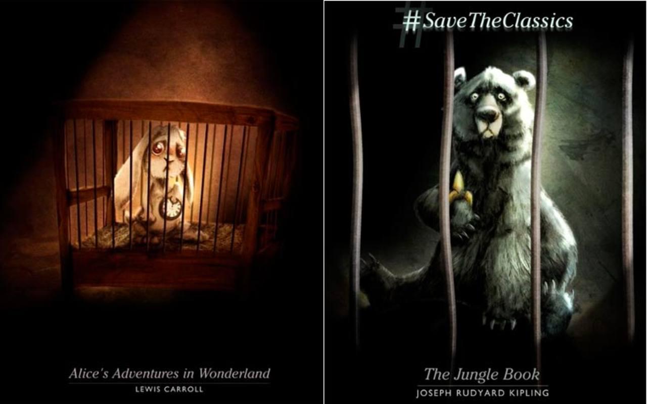 Imágenes de la campaña #SAVETHECLASSICS