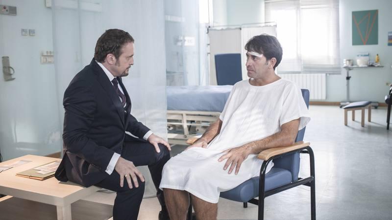 Luis y su abogado Girón, dos tipos sin muchos escrúpulos