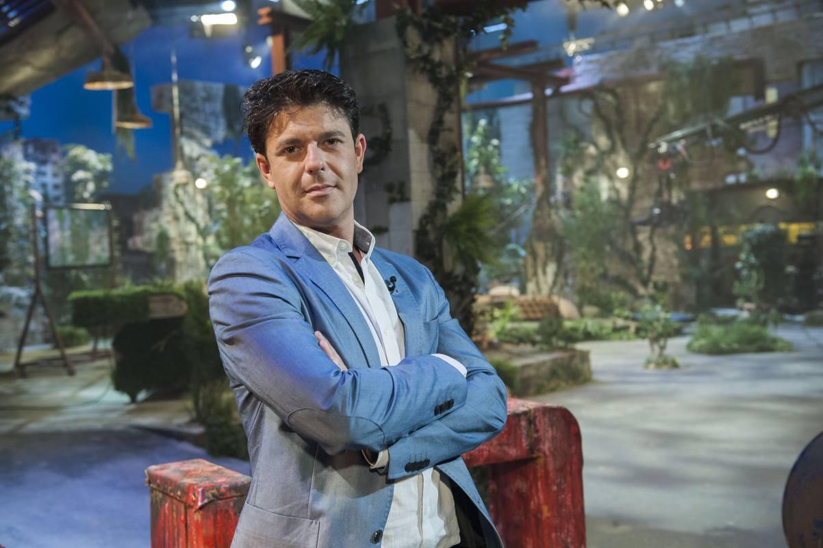 Pablo Herreros es el presentador de