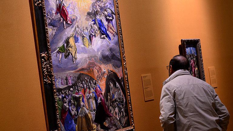 Las grandes obras del Greco regresan a Toledo en la mayor