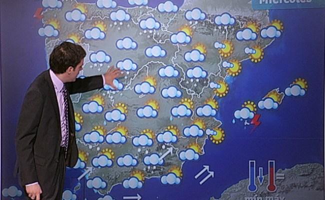 El Tiempo Mañana Nieve En Península Y Viento Fuerte En