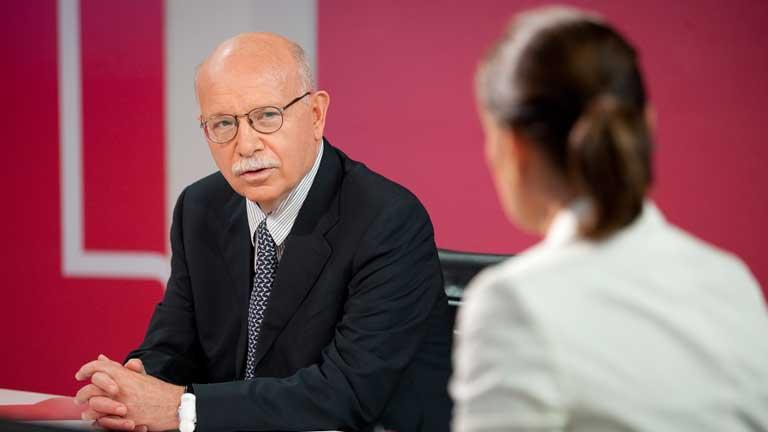 Entrevista a Roberto Toscano exembajador en Irn RTVEes