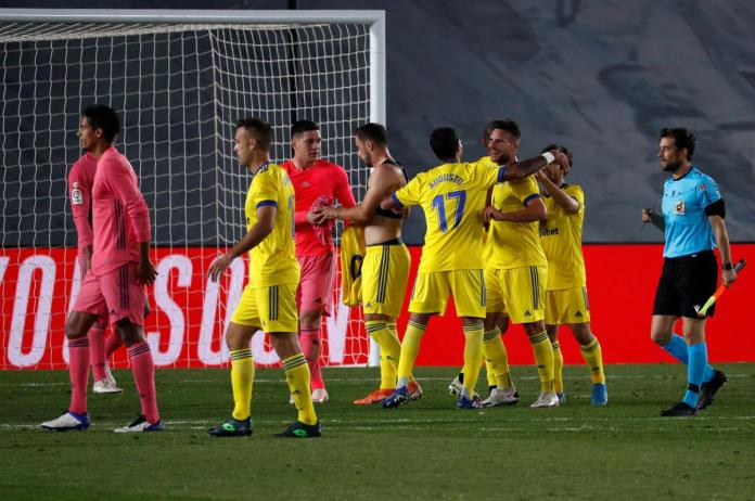 Cadiz is a 110-year-old club that has so far spent just 13 seasons in the first Spanish league, most between 1985 and 1993. They also have the greatest achievements from that period: 12th place in the 1987/88 season and a quarter-final of the Royal Cup a year later.  Photo: EPA